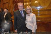 Wolfgang Fellner 60er - Park Hyatt Hotel - Mo 13.10.2014 - Christine und Franz VRANITZKY76