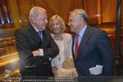 Wolfgang Fellner 60er - Park Hyatt Hotel - Mo 13.10.2014 - Christine und Franz VRANITZKY, Wolfgang FELLNER79