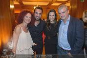 Wolfgang Fellner 60er - Park Hyatt Hotel - Mo 13.10.2014 - Christina LUGNER, Fadi MERZA, Arthur WORSEG, Kristina HASELBAUER83