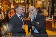 Wolfgang Fellner 60er - Park Hyatt Hotel - Mo 13.10.2014 - Franz WOHLFAHRT, Ali RAHIMI89