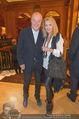 Wolfgang Fellner 60er - Park Hyatt Hotel - Mo 13.10.2014 - Liane SEITZ, Franz PRENNER9