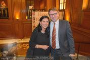 Wolfgang Fellner 60er - Park Hyatt Hotel - Mo 13.10.2014 - Danielle SPERA, Fritz DITTLBACHER92