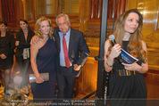 Wolfgang Fellner 60er - Park Hyatt Hotel - Mo 13.10.2014 - Tina WOHNER, Wolfgang FELLNER, Katrin LAMPE98