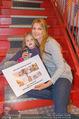 Null Promille Party - Herr und Frau Klein - Di 14.10.2014 - Martina KAISER mit Tochter Kiana13