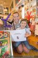 Null Promille Party - Herr und Frau Klein - Di 14.10.2014 - Maci BLAHA mit Sohn Nepomuk14