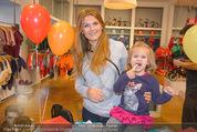 Null Promille Party - Herr und Frau Klein - Di 14.10.2014 - Martina KAISER mit Tochter Kiana15