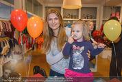 Null Promille Party - Herr und Frau Klein - Di 14.10.2014 - Martina KAISER mit Tochter Kiana16