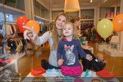 Null Promille Party - Herr und Frau Klein - Di 14.10.2014 - Martina KAISER mit Tochter Kiana2