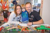 Null Promille Party - Herr und Frau Klein - Di 14.10.2014 - Alex LIST mit Tanja und Sohn Felix33