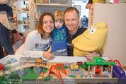 Null Promille Party - Herr und Frau Klein - Di 14.10.2014 - Alex LIST mit Tanja und Sohn Felix34