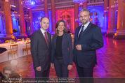 PK zum Silvesterball - Hofburg - Mi 15.10.2014 - Alexandra KASZAY, Herbert FISCHERAUER, Cristoph CREMER10