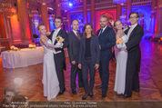PK zum Silvesterball - Hofburg - Mi 15.10.2014 - Alexandra KASZAY, Herbert FISCHERAUER, Cristoph CREMER13