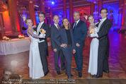 PK zum Silvesterball - Hofburg - Mi 15.10.2014 - Alexandra KASZAY, Herbert FISCHERAUER, Cristoph CREMER14