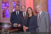PK zum Silvesterball - Hofburg - Mi 15.10.2014 - Alexandra KASZAY, H. FISCHERAUER, C. CREMER, T. SCH�FER-ELMAYER19