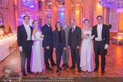 PK zum Silvesterball - Hofburg - Mi 15.10.2014 - Thomas SCH�FER-ELMAYER mit Tanzpaaren24