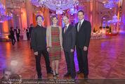 PK zum Silvesterball - Hofburg - Mi 15.10.2014 - Lukas GAUDERNACK, Juliette MARS, Vinzenz PRAXMARER, FISCHERAUER29