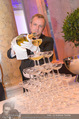 PK zum Silvesterball - Hofburg - Mi 15.10.2014 - Sektpyramide wird eingeschenkt43