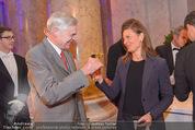PK zum Silvesterball - Hofburg - Mi 15.10.2014 - Alexandra KASZAY, Thomas SCH�FER-ELMAYER51