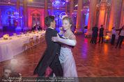 PK zum Silvesterball - Hofburg - Mi 15.10.2014 - Tanzpaar6