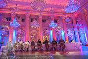 PK zum Silvesterball - Hofburg - Mi 15.10.2014 - Prunksaal, Festessen66