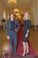PK zum Silvesterball - Hofburg - Mi 15.10.2014 - Alexandra KASZAY, Sabrina WEBER75
