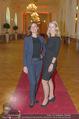 PK zum Silvesterball - Hofburg - Mi 15.10.2014 - Alexandra KASZAY, Sabrina WEBER76