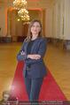 PK zum Silvesterball - Hofburg - Mi 15.10.2014 - Alexandra KASZAY (Portrait)82