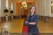 PK zum Silvesterball - Hofburg - Mi 15.10.2014 - Alexandra KASZAY (Portrait)83