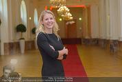 PK zum Silvesterball - Hofburg - Mi 15.10.2014 - Sabrina WEBER (Portrait)85