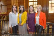PK zur Look! Gala - Park Hyatt Hotel - Do 16.10.2014 - Sabatina JAMES, Ingrid BETANCOURT, Desiree NOSBUSCH, U FELLNER12