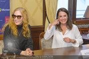PK zur Look! Gala - Park Hyatt Hotel - Do 16.10.2014 - Jami Morse HEIDEGGER, Desiree NOSBUSCH15