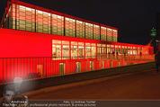 Peter Weibel Ausstellung - 21er Haus - Do 16.10.2014 - 1