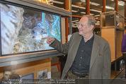 Peter Weibel Ausstellung - 21er Haus - Do 16.10.2014 - Christian Ludwig ATTERSEE114