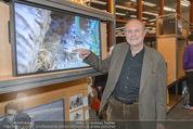 Peter Weibel Ausstellung - 21er Haus - Do 16.10.2014 - Christian Ludwig ATTERSEE116