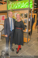 Peter Weibel Ausstellung - 21er Haus - Do 16.10.2014 - Josef OSTERMAYER, Agnes HUSSLEIN121