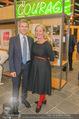 Peter Weibel Ausstellung - 21er Haus - Do 16.10.2014 - Josef OSTERMAYER, Agnes HUSSLEIN122