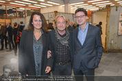 Peter Weibel Ausstellung - 21er Haus - Do 16.10.2014 - Hubert SCHEIBL, Heimo ZOBERNIG132