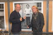 Peter Weibel Ausstellung - 21er Haus - Do 16.10.2014 - Robert DORNHELM, Hubert SCHEIBL138