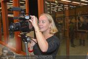 Peter Weibel Ausstellung - 21er Haus - Do 16.10.2014 - Agnes HUSSLEIN140