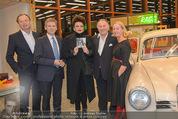 Peter Weibel Ausstellung - 21er Haus - Do 16.10.2014 - Peter WEIBEL, Josef OSTERMAYER, Alfred WEIDINGER, A HUSSLEIN15