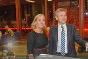Peter Weibel Ausstellung - 21er Haus - Do 16.10.2014 - Agnes HUSSLEIN, Josef OSTERMAYER2