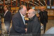 Peter Weibel Ausstellung - 21er Haus - Do 16.10.2014 - Oswald OBERHUBER, Peter WEIBEL24