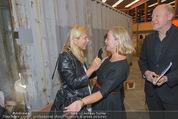 Peter Weibel Ausstellung - 21er Haus - Do 16.10.2014 - Franziska MEINL, Agnes HUSSLEIN27
