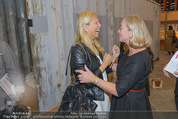 Peter Weibel Ausstellung - 21er Haus - Do 16.10.2014 - Franziska MEINL, Agnes HUSSLEIN28