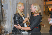 Peter Weibel Ausstellung - 21er Haus - Do 16.10.2014 - Franziska MEINL, Agnes HUSSLEIN29
