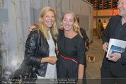 Peter Weibel Ausstellung - 21er Haus - Do 16.10.2014 - Franziska MEINL, Agnes HUSSLEIN30