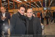 Peter Weibel Ausstellung - 21er Haus - Do 16.10.2014 - Susanne Susi WIEDL, Oswald OBERHUBER36