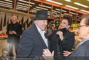 Peter Weibel Ausstellung - 21er Haus - Do 16.10.2014 - Peter WEIBEL4
