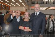 Peter Weibel Ausstellung - 21er Haus - Do 16.10.2014 - Peter NOEVER, Agnes HUSSLEIN, Thomas KRENS44