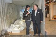 Peter Weibel Ausstellung - 21er Haus - Do 16.10.2014 - Peter WEIBEL8